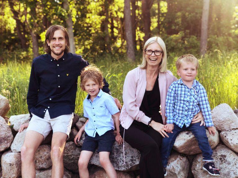 Family Lindblad