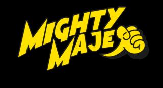 Logo Mighty Maje